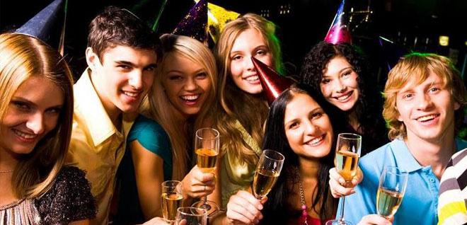 Лучшие корпоративные вечеринки